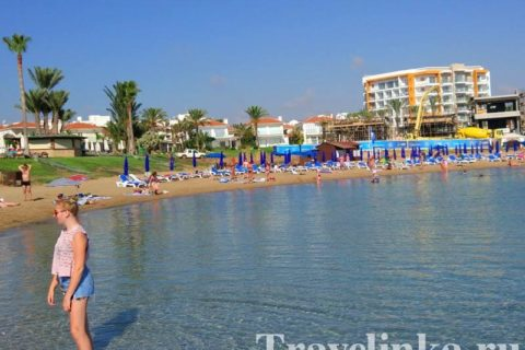 Курорты Кипра в мае