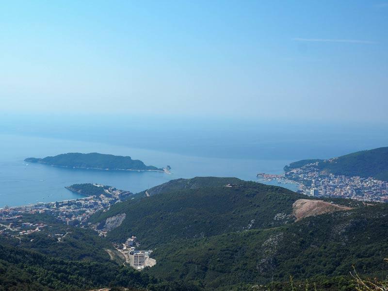 поездка в Черногории на машине