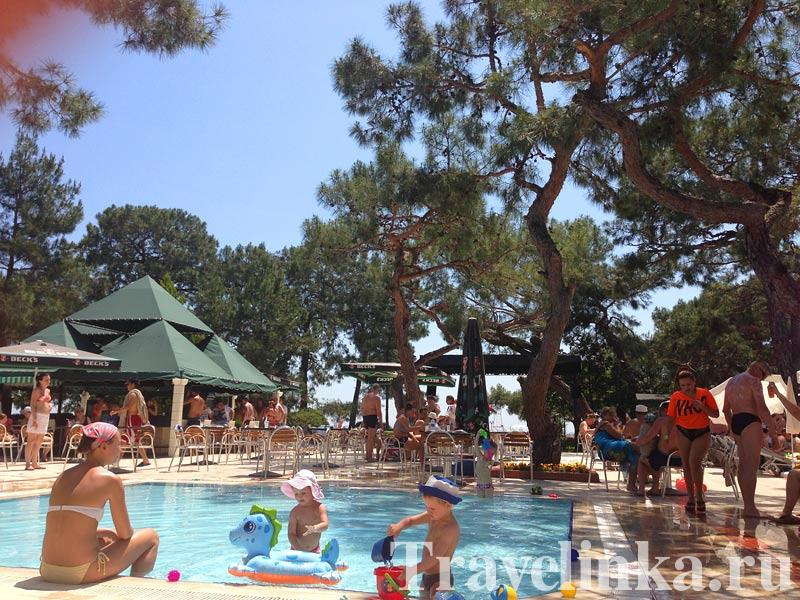 лучшие курорты Турции для детей