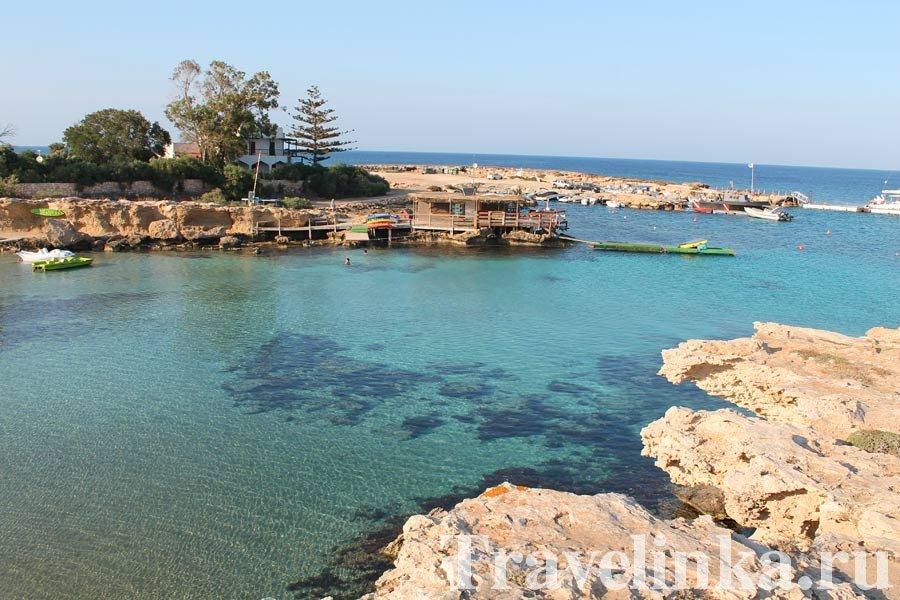 Кипр погода по месяцам