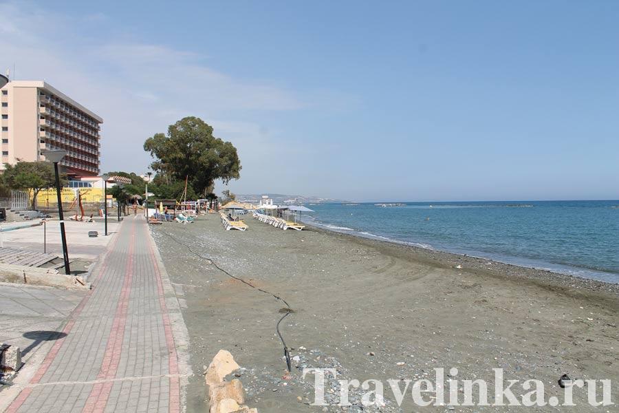 куда поехать на Кипре на машине