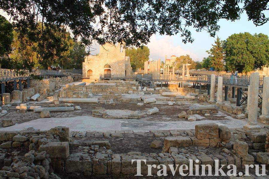 Отдых в Пафосе в августе