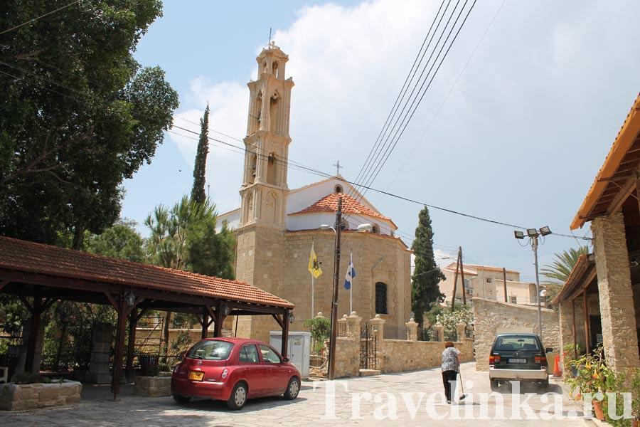 отдых Кипр в апреле туры