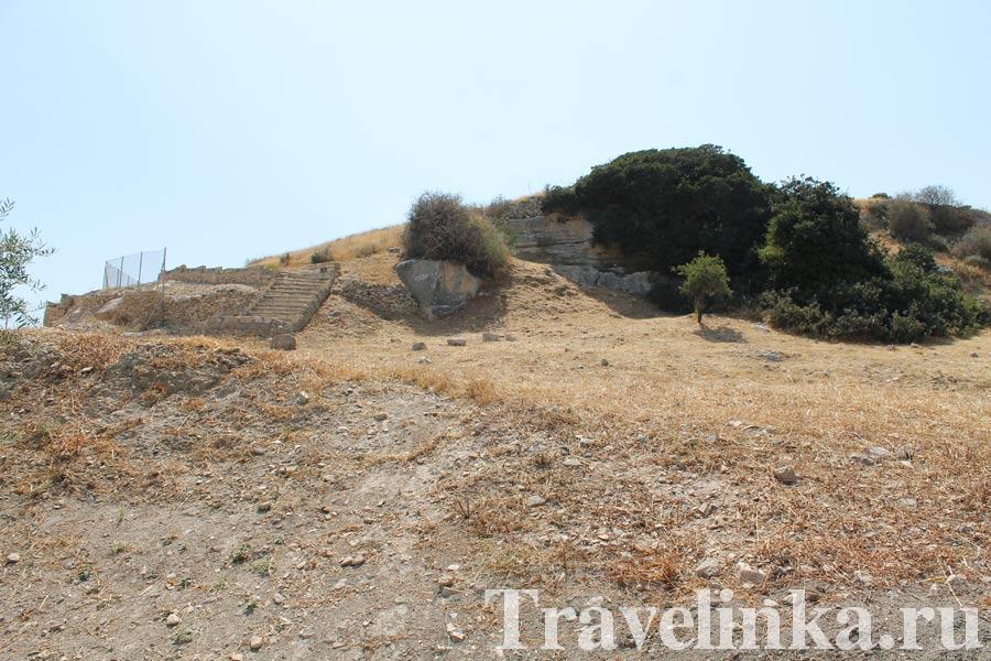 Кипр путешествие на машине