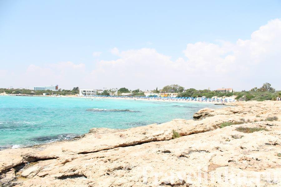 Айя-Напа море фото
