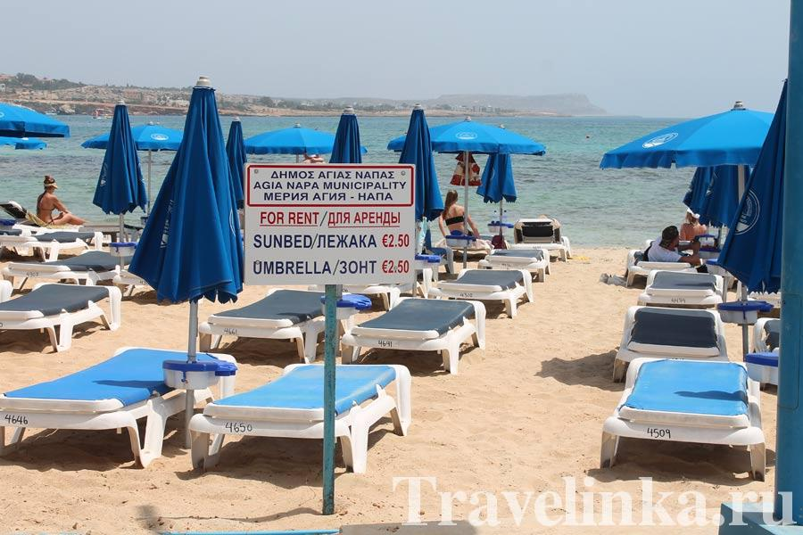 лучшие пляжи Айя-Напы