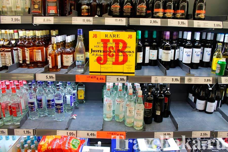 Цены в Берлине