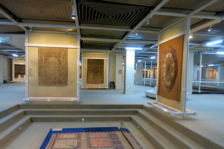 Тегеран Музей ковров