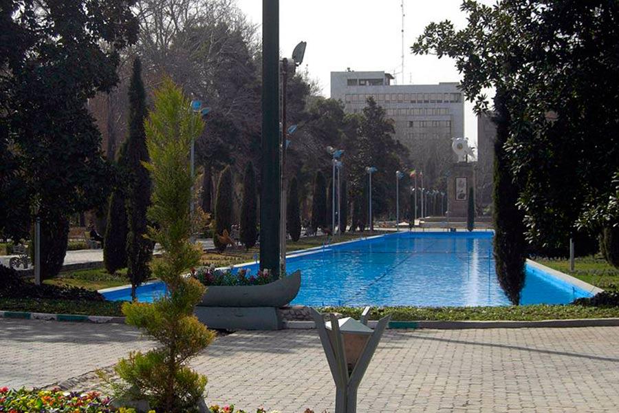 Тегеран парк