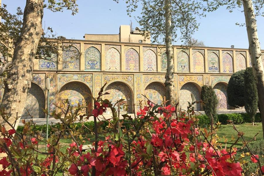 Достопримечательности Тегерана
