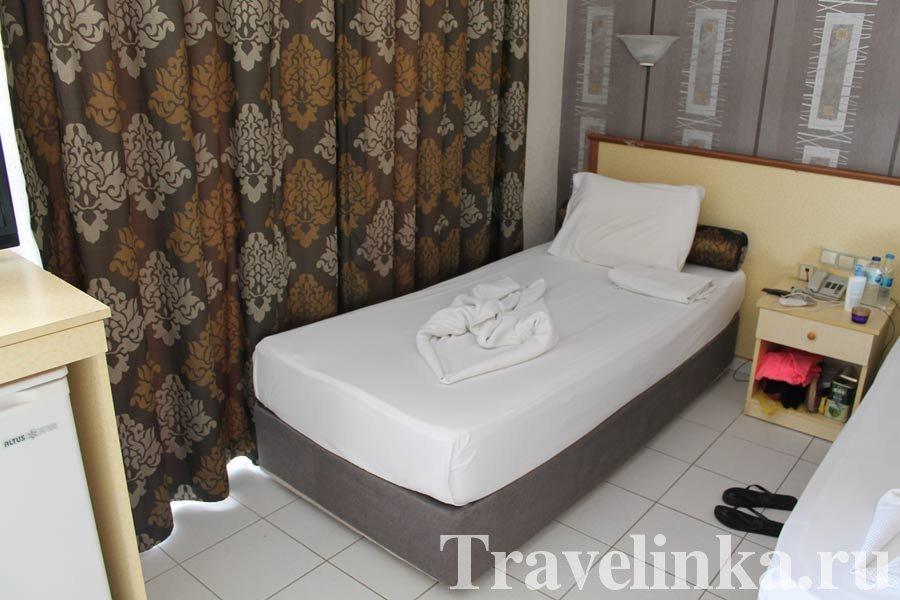Grand Uysal Apart Hotel 4 отзывы