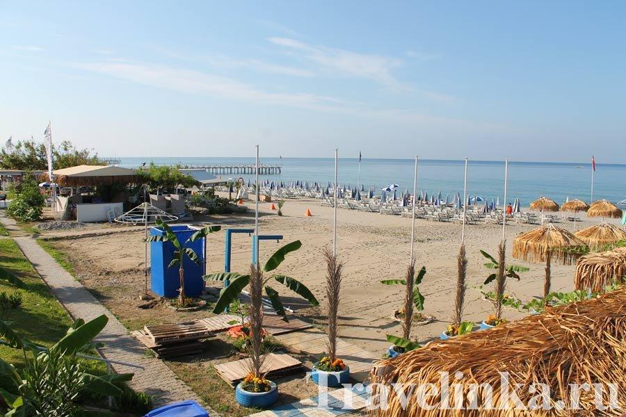 Пляж Кейкубат