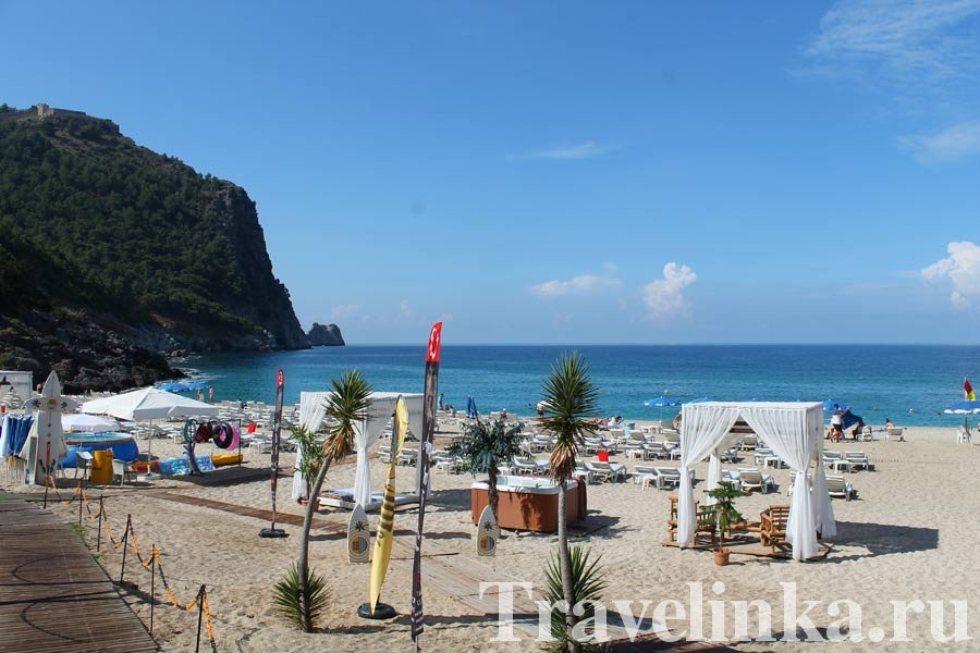 пляжи Аланьи отзывы