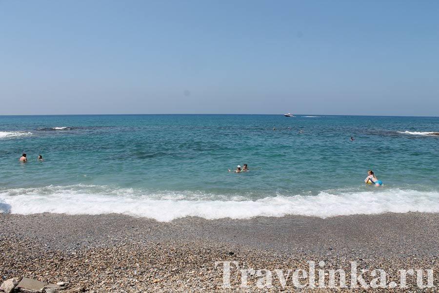 пляж«Oba Beach»