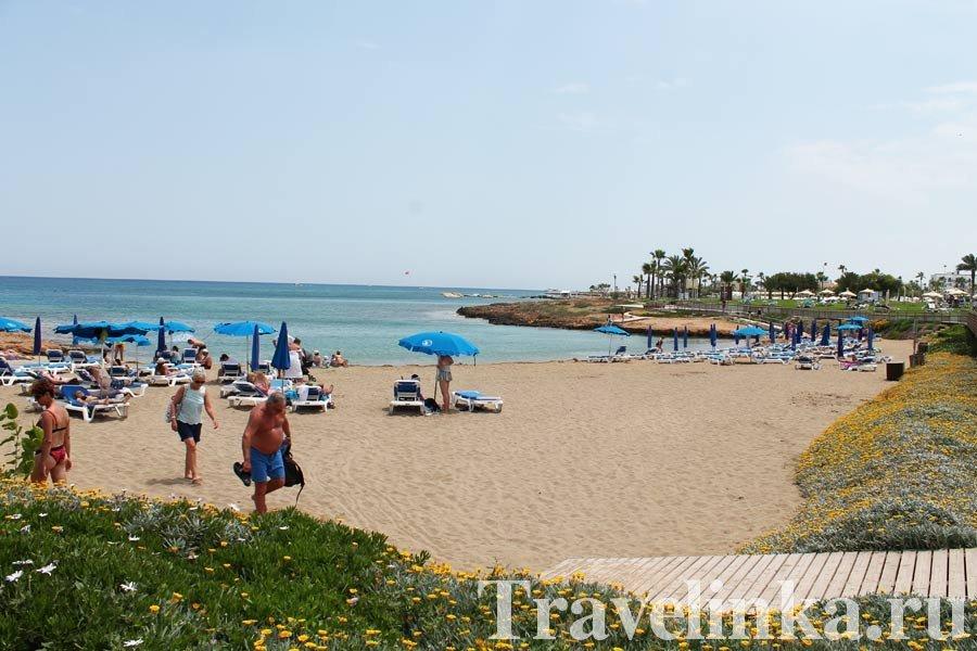пляж Протарас
