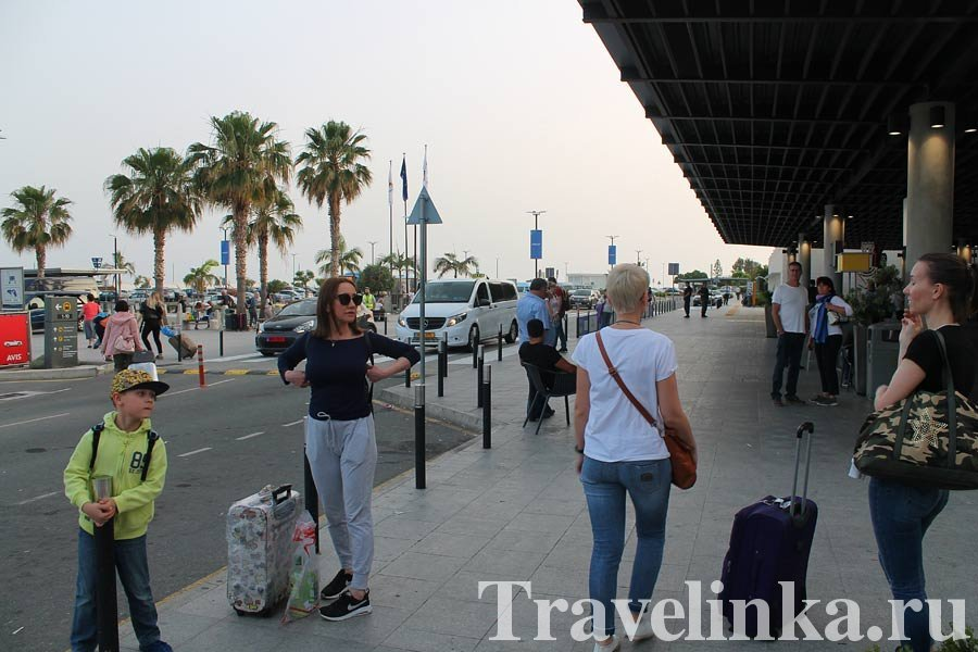 аэропорт Пафос