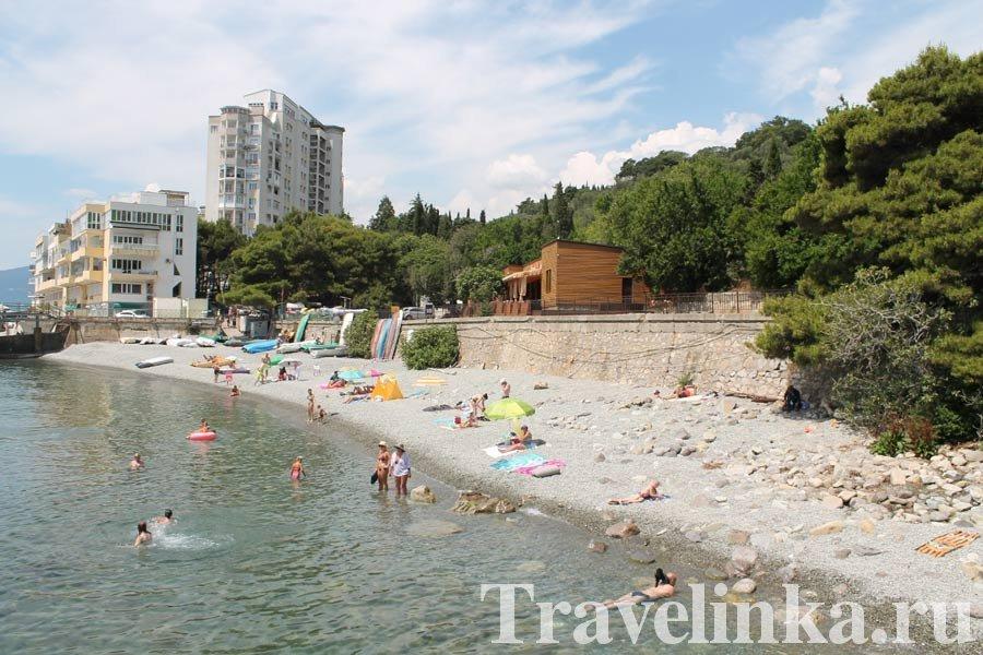 Никита Крым пляж