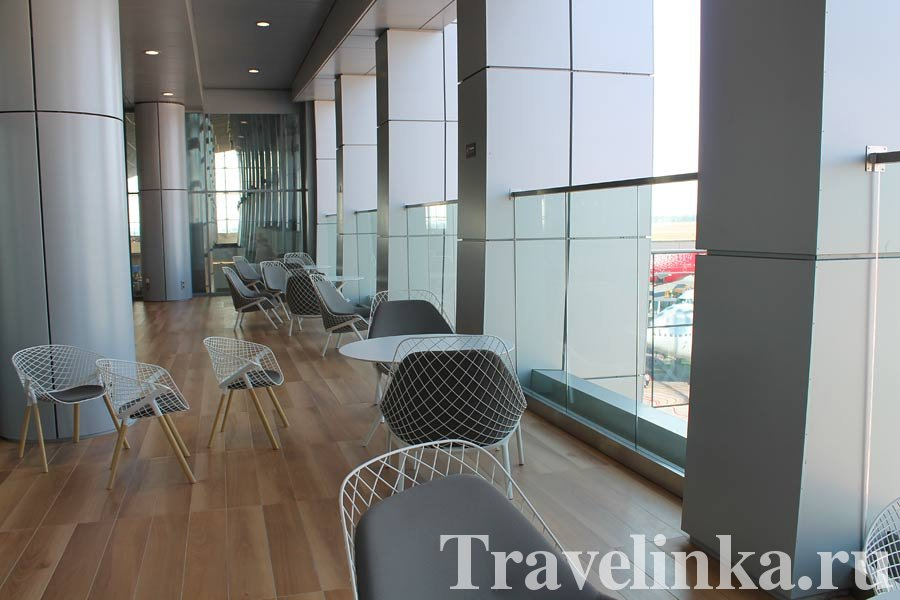 терраса новый аэропорт Симферополь