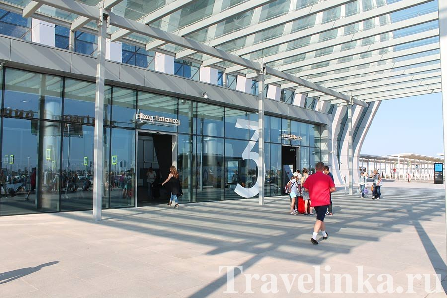 новый аэропорт Симферополь