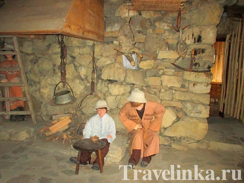 Дом-музей Наны Задалески