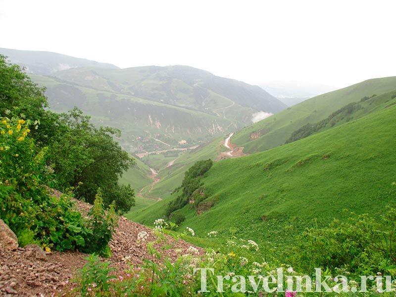 Горная Чечня