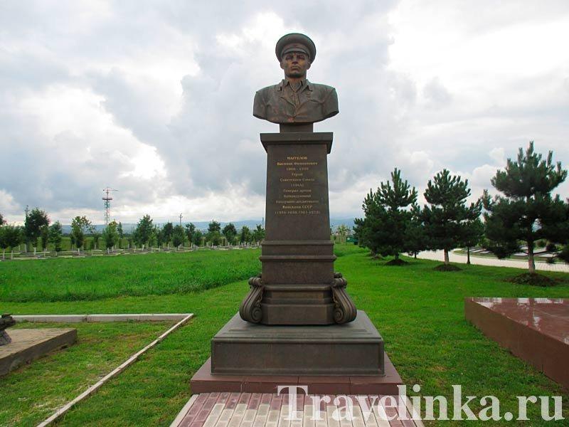 Памятник Назрань