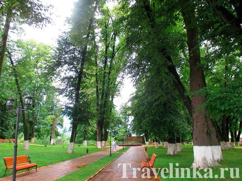 Парк Ведено