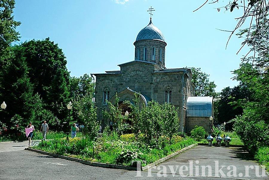 Свято-Вознесенский собор. Алагир