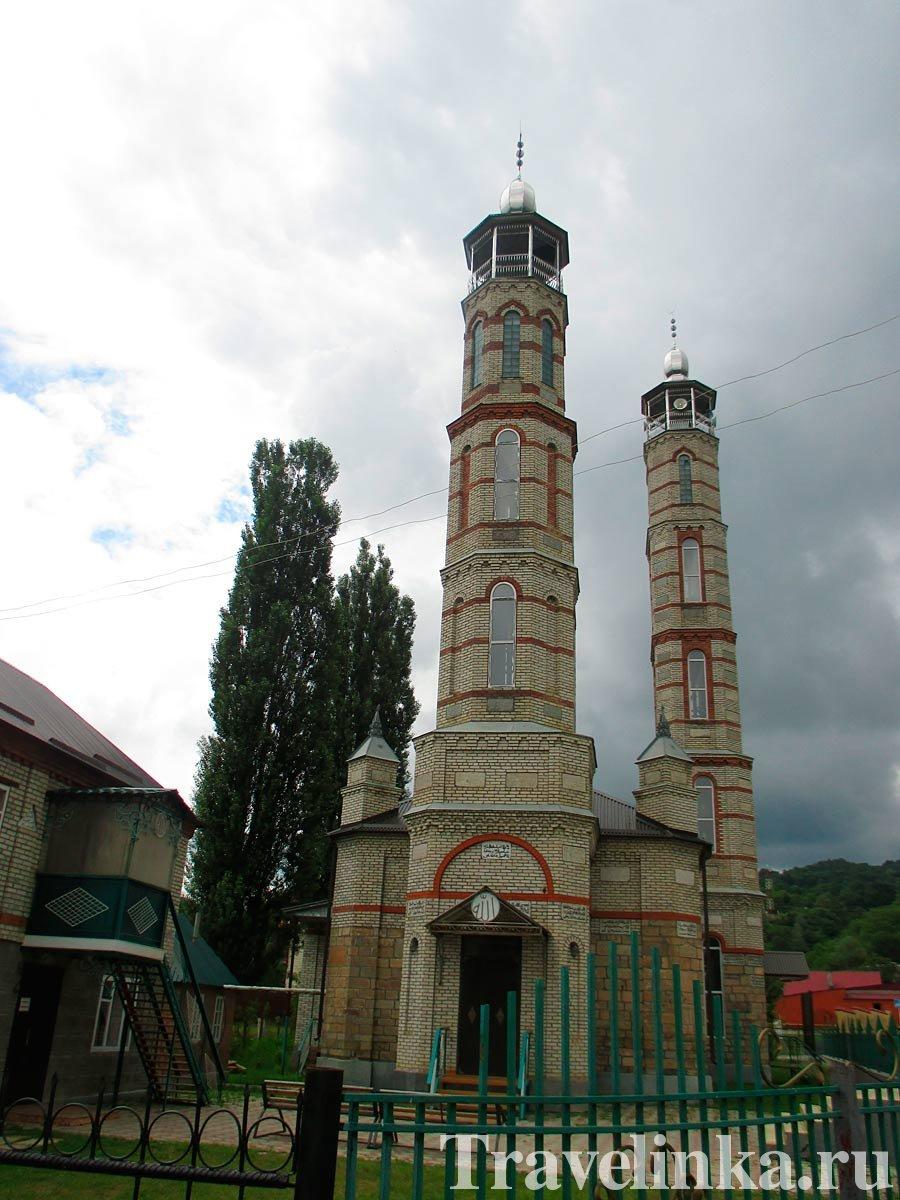 Небольшая мечеть