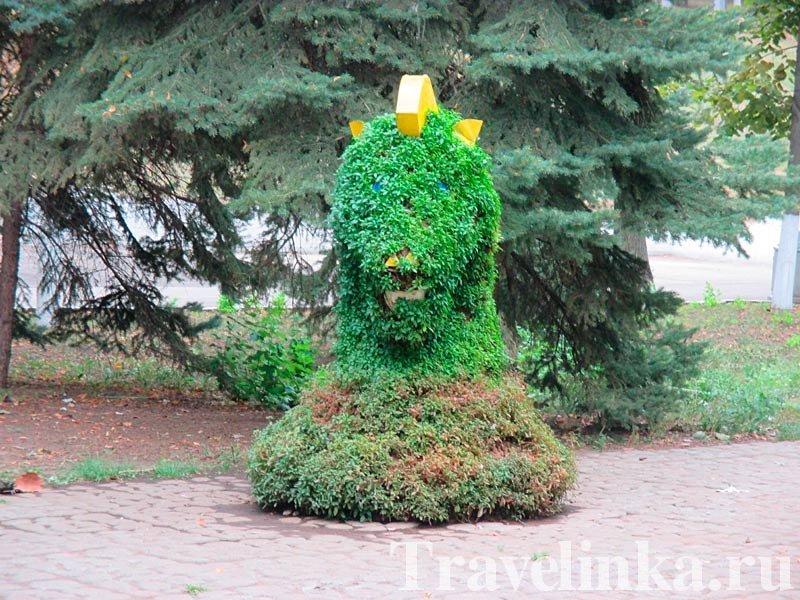 Струковский парк