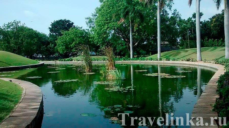 Сэнджавайя парк