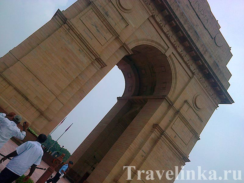Индийские ворота