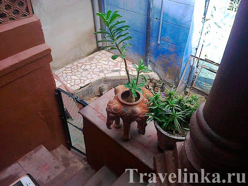 дом в Джодхпур