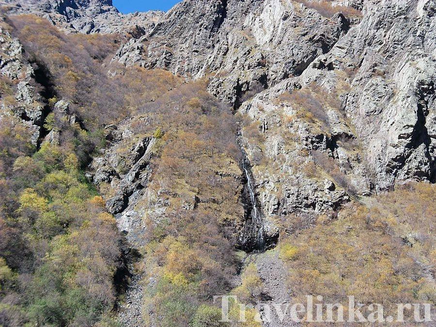 Мидаграбинские водопады поездка