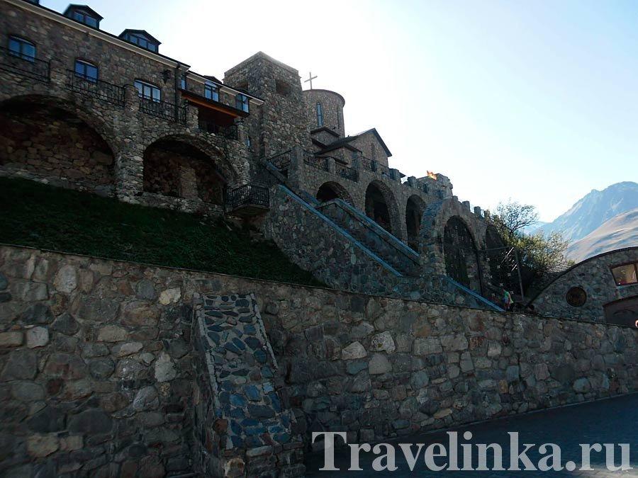 Аланский Свято-Успенский мужской монастырь