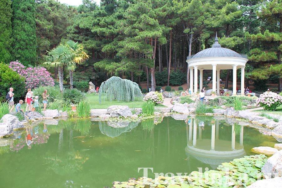 парк Айвазовское Партенит