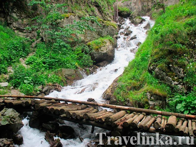 Водопад «Шумка»