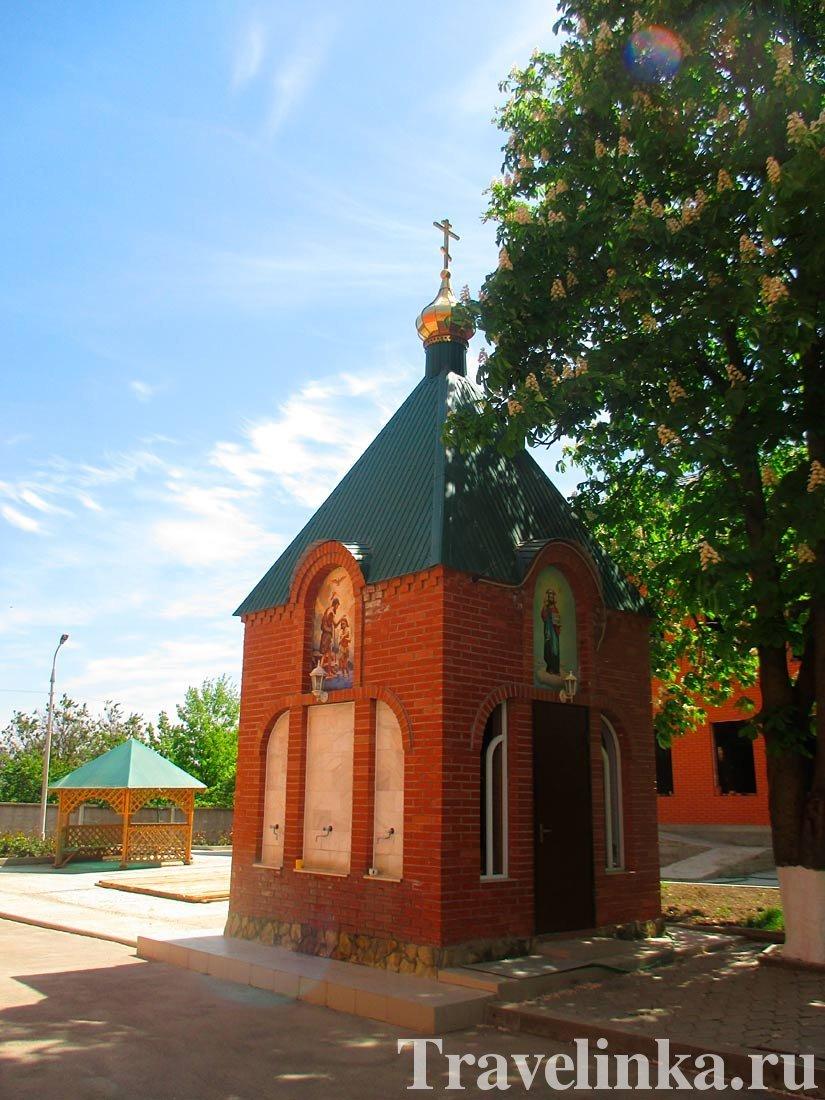 Свято-Михаило-Архангельский храм