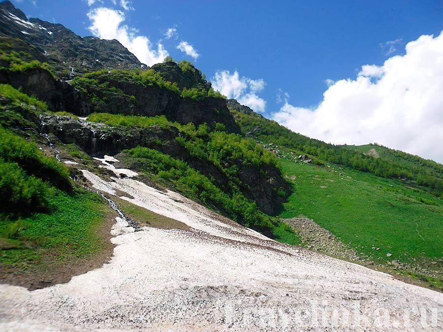 Поездка на Софийские водопады
