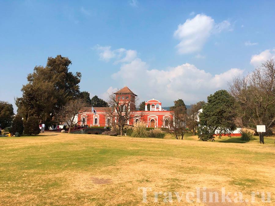 парк развлечений Hacienda de Panoaya