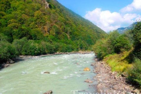 Река Даут