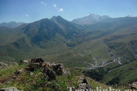 Кавказ горы