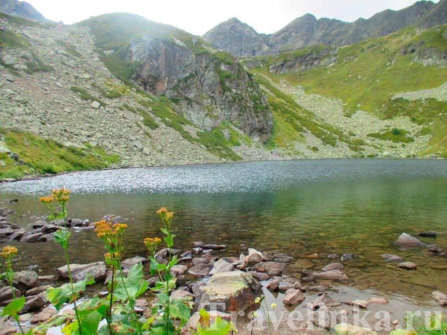 Первое Дуккинское озеро