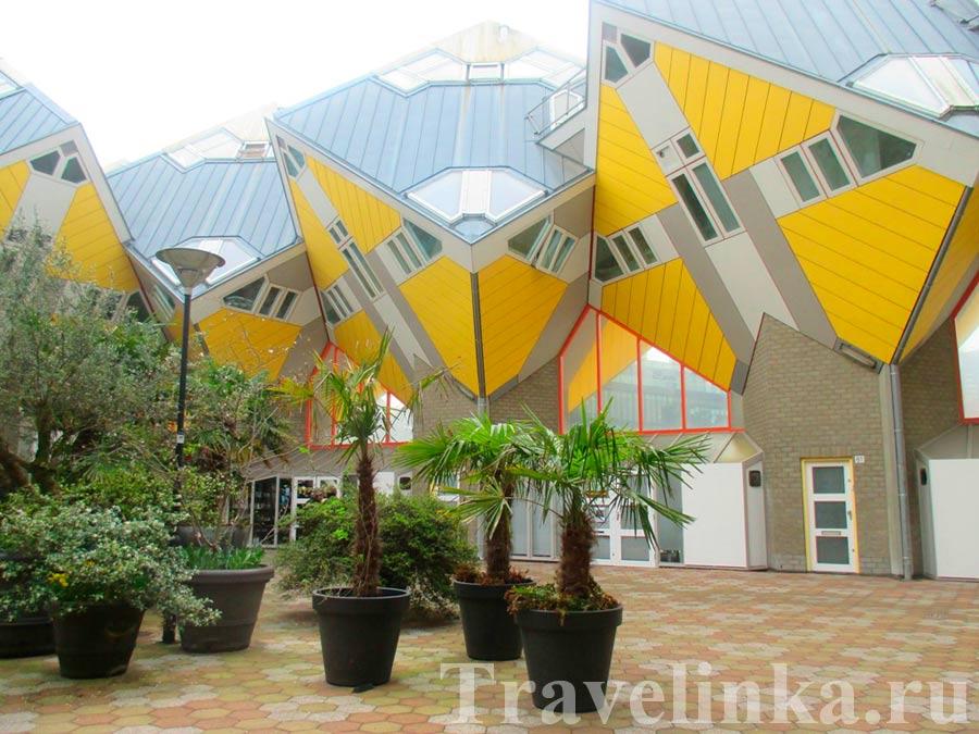 Кубические дома Нидерланды