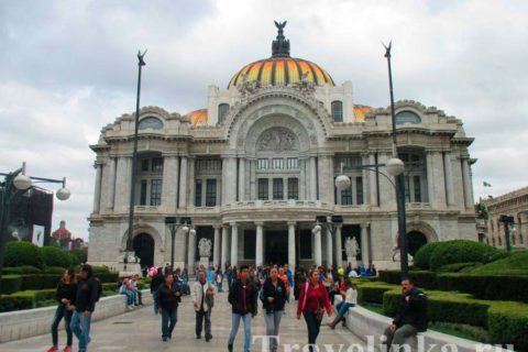 Музеи Мехико