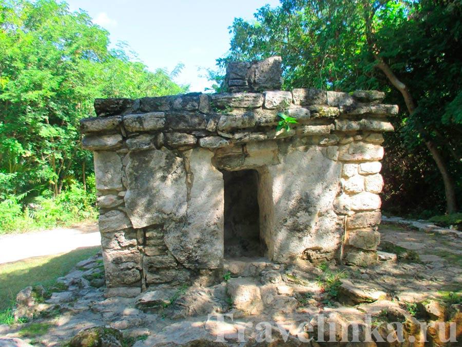 Парк Xcaret Мексика