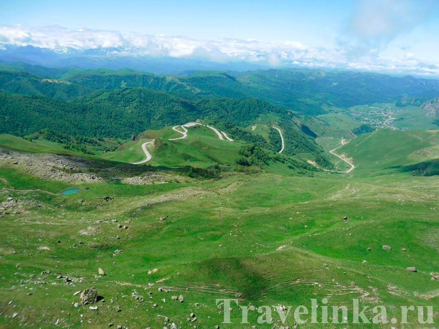 Перевал Гумбаши
