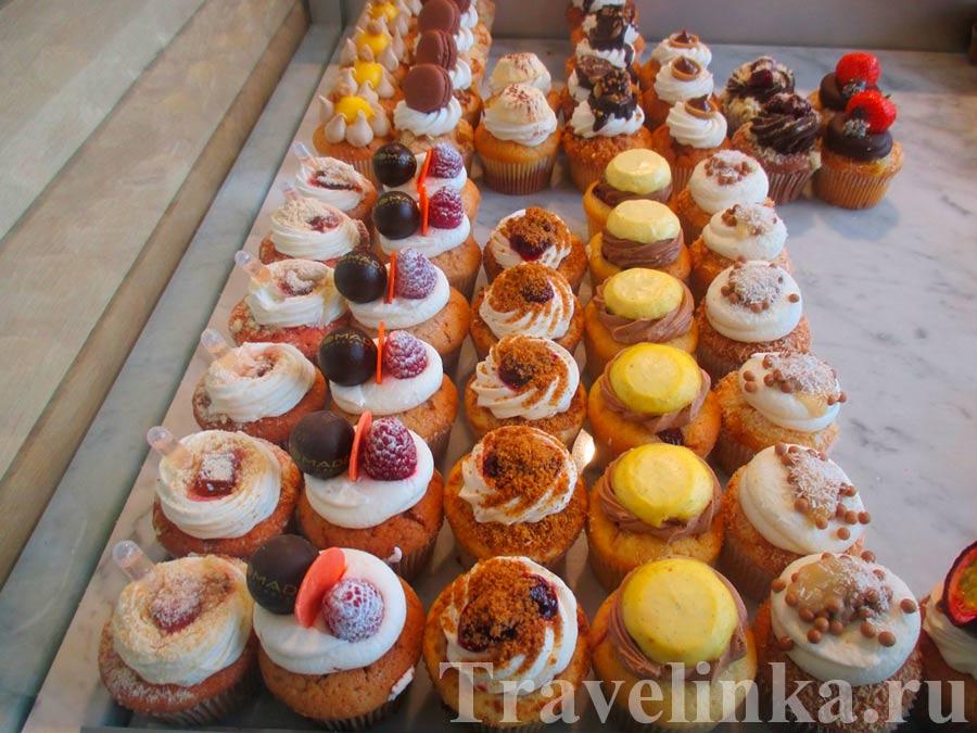 Пирожные Роттердам