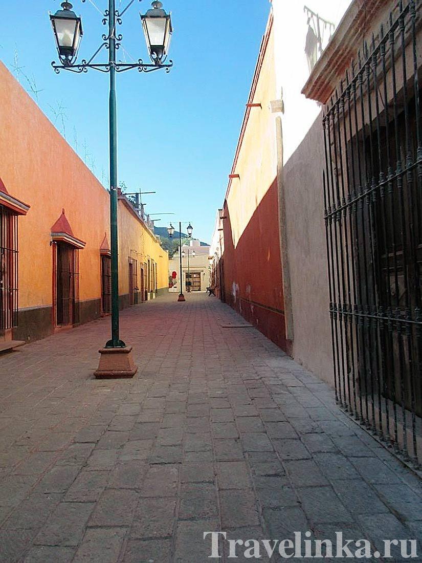Сан Себастьян Берналь, Мексика
