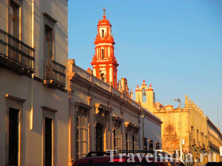 Улицы Керетаро